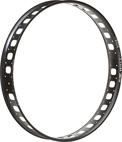 SUNringle Mulefut 26 inch 32H 80mm SL Dual Fat Bike Bicycle Rim Black RB6E97029834605
