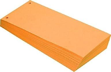 Bandes s/éparatrices fontaine couleurs assorties 10,5 x 24 cm Orange