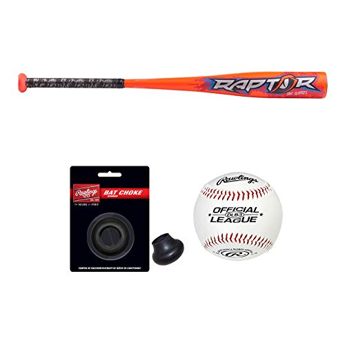 Rawlings 2018 Raptor USA Youth Baseball Bat (30