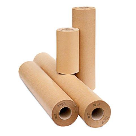 T4W Abdeckpapier Kraftpapier Papier zum abdecken/Rolle - 90cm x 280m (59273)