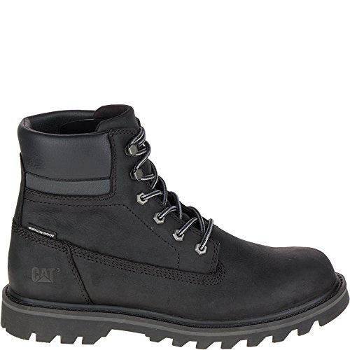 Caterpillar Casual Men's Deplete Waterproof Black 10.5 D US by Caterpillar