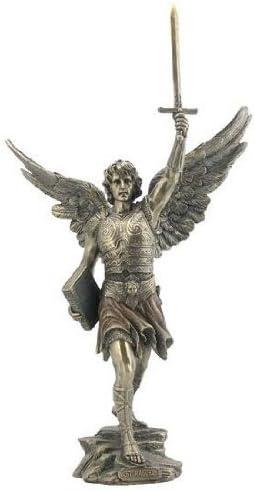 16.5 Archangel Raguel Statue Figurine Figure Religious San Saint Angel Santo
