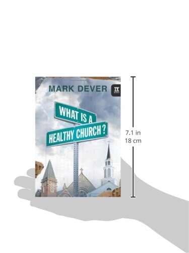 marks of a healthy church essay Mark dever takes the 9 marks from the pulpit those who have read 9 marks of a healthy church will recognize parts two and three as a summary of by tim challies.