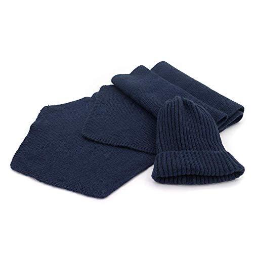 Cape color E Bufanda Otoño Moda Traje De Guai Versátil Sombrero Simple Invierno A Home Punto Cálido Mujer B 0q4xwqZW6X