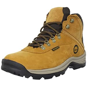 Timberland White Ledge Mid Waterproof Boot - Men's Wheat 15 Wide