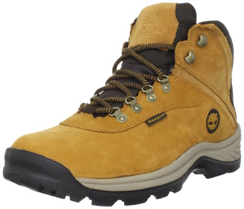 Timberland WHITE LEDGE WP MID GAUCHO 12135 Herren Sportschuhe - Outdoor Wheat