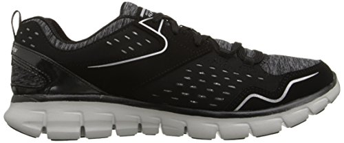 Skechers Synergy A Lister Damen Sneakers Nero / Bianco