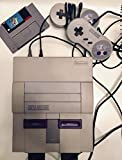 Super Nintendo SNES Bundle with Super Mario World