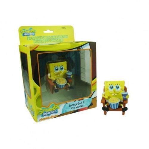 SpongeBob SquarePants Mini figura Serie Mundial 1 – Bob Esponja en el Cine