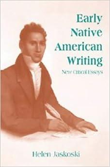American writers essay