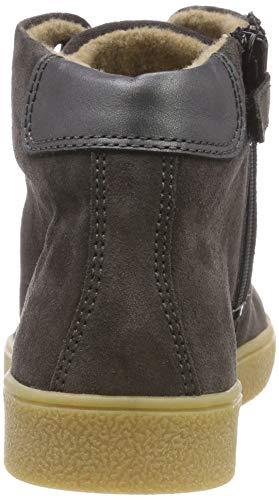Grau Richter Mixte oldsilver steel Enfant Chaussures Pas 6500 Premiers rXtXp4