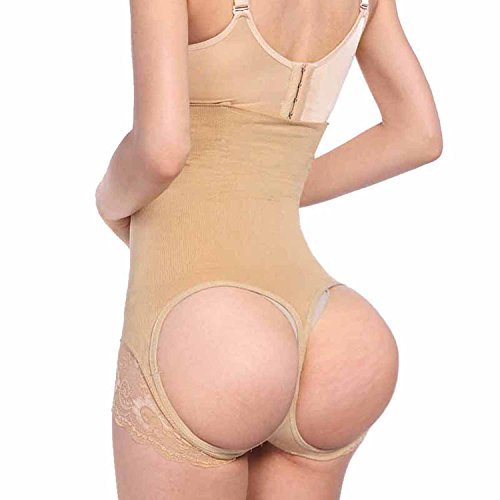 Hourglass Panties Control Waisted BoyShort