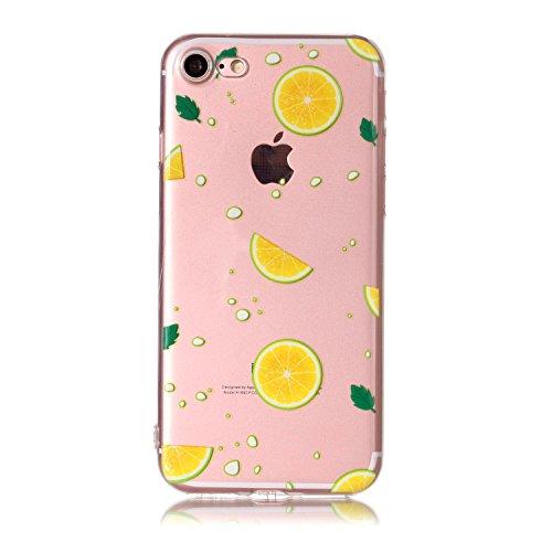 Carcasa iPhone 7,iPhone 8 Funda Gel Transparente TPU Choque contra arañazos Silicone Case Cover Carcasa Para for 4.7 inch iPhone 7 / iPhone 8 case