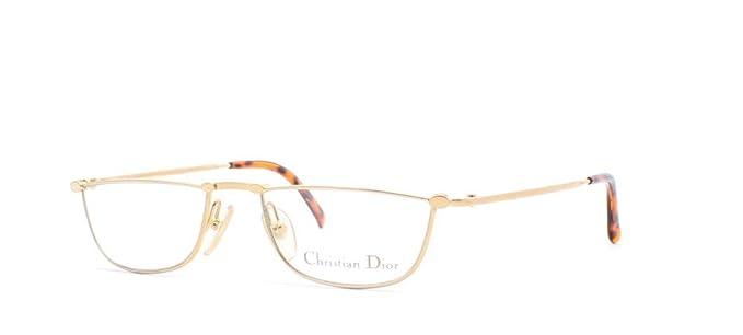 843779623a7 Christian Dior - Montures de lunettes - Homme Or doré  Amazon.fr ...