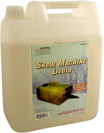 Fitco Fog Machine - Snow Machine Refill Gallon