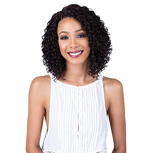 Bobbi Boss Brazilian Virgin Remi 100% Unprocessed Human Hair Hand-Crafted Lace Front Wig MHLF902 LIRA (Natural Color)