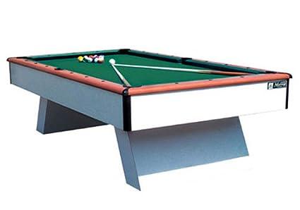 Amazoncom Murrey Outdoor Feet Pool Table Sports Outdoors - Murrey billiard table