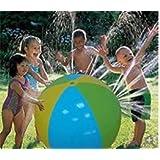 Rancross-75cm Ballon d'eau de Plage Gonflable de Jouet pour Enfants, Jouet d'eau en plein air Été Ballon gonflable d'eau Ballon Jouer dans l'eau