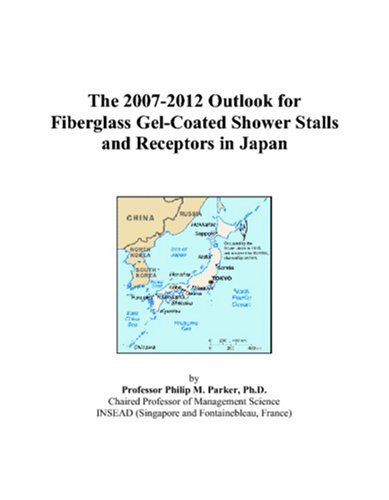- The 2007-2012 Outlook for Fiberglass Gel-Coated Shower Stalls and Receptors in Japan