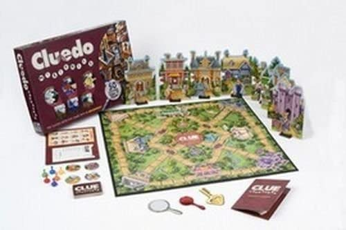 CLUEDO MISTERIOS: Amazon.es: Juguetes y juegos
