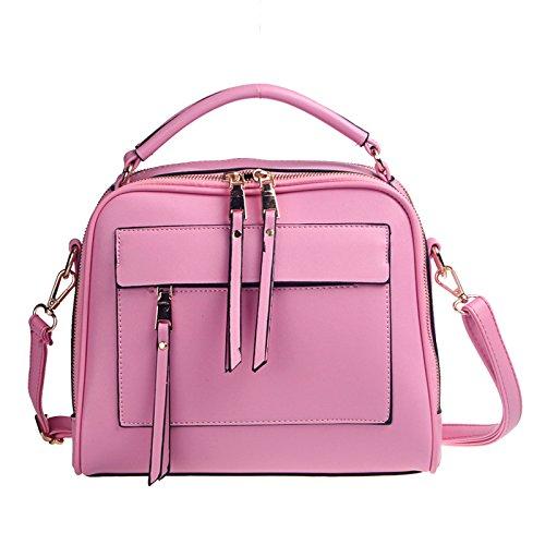 VINICIO Women's Pure Layered Elegant Tassel Bag Shoulder - Shopping Arcadia Mall