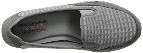 Skechers Entspannte Wohndecke Mule Gray