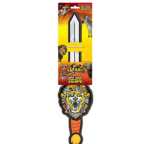 18'' LION EXPLORER SWORD, Case of 48 by DollarItemDirect