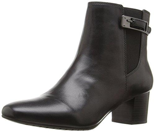 Bandolino Women's Lethia Boot, Black, 5.5 M US by Bandolino