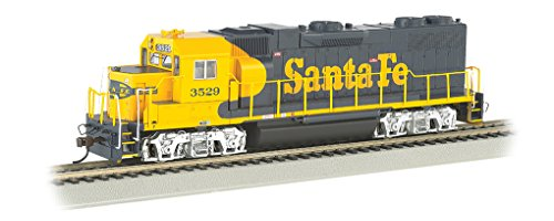 Review Bachmann Industries EMD GP38