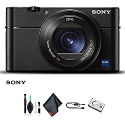Image of the product Sony Cyber shot DSC RX100 that is listed on the catalogue brand of Sony.