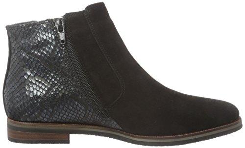 Giudecca Jy16r21-r42, Zapatillas de Estar por Casa para Mujer Negro - Schwarz (Black/P3)