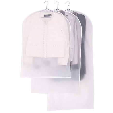 AIYoo Bolsa de ropa 3 unidades 3 tamaño completo cremallera ...