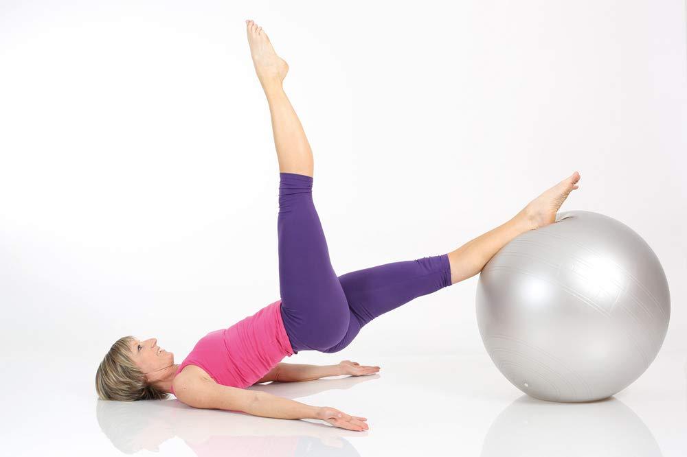 Berstsicher TOGU Gymnastikball Powerball ABS