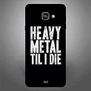 Samsung Galaxy A7 2016 Heavy Metal