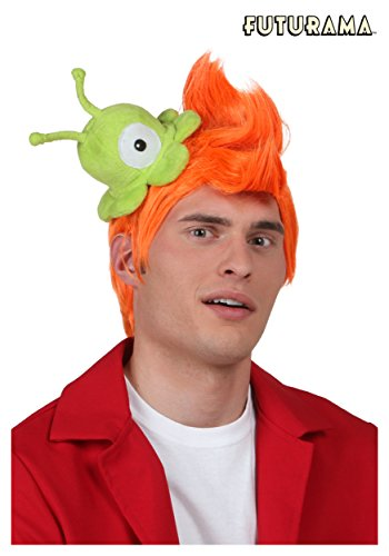 Miss Krueger Halloween Costume (Futurama Brain Slug Headband Standard)