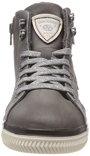 Baskets Dockers Hautes Gerli 200 grau Femme By Gris 43am302 aSqSwtIr