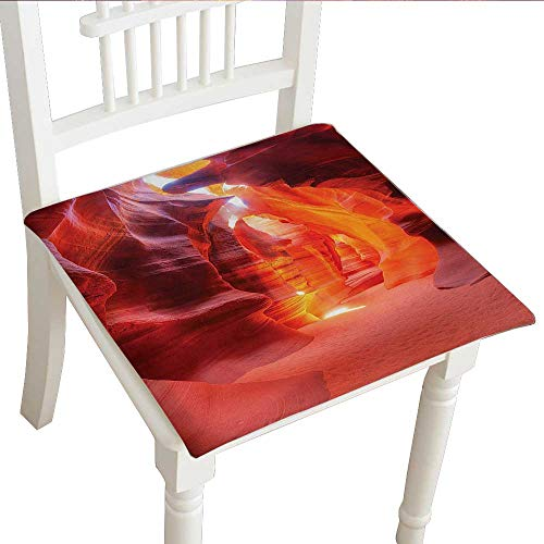 (Cheery-Home Squared Seat Cushion (32
