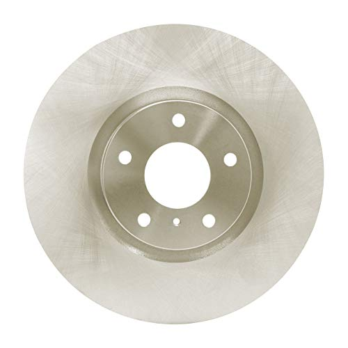 Front Dynamic Friction Company Disc Brake Rotor 600-37007 (1)
