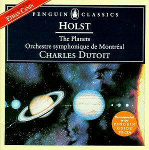 Gustav Holst, Charles Dutoit, Montréal Symphony Orchestra ...