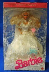 1989 Barbie (1989 Wedding Fantasy Barbie ( Barbie ) doll Doll Figures ( parallel imports ))