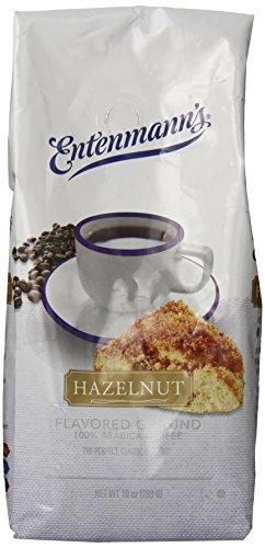 ENTENMANNS COFFEE GRND HZLNUT 10OZ (Target Coffee)