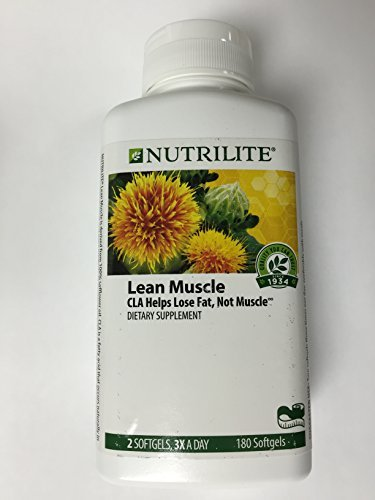 Nutrilite CLA 500 - 180 Count