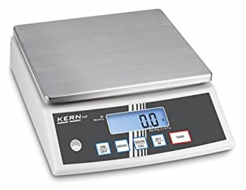 Balanza de mesa [Kern FCF 30K-3] Báscula compacta con filosofía de manejo
