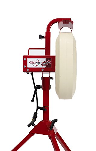 First Pitch Baseline Pitching Machine