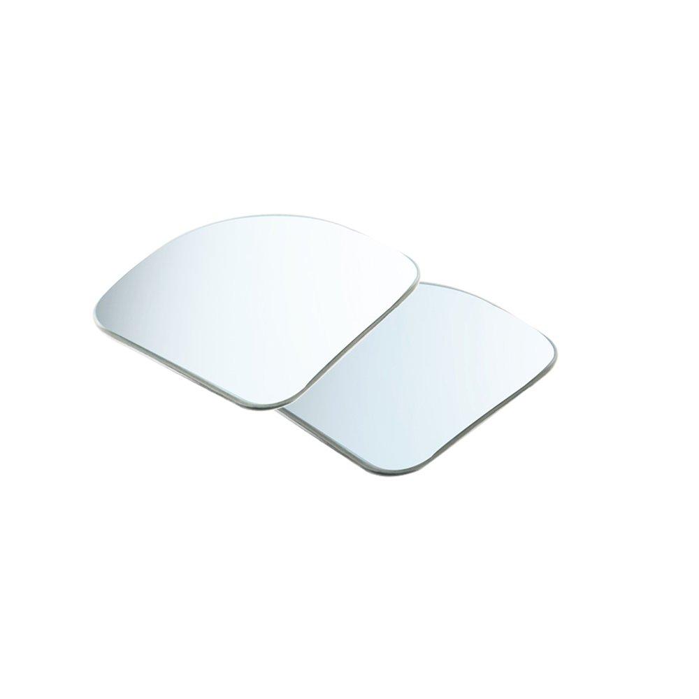 KKmoon Retrovisore dello specchio del punto cieco dell'automobile girevole di 360 gradi DM-074