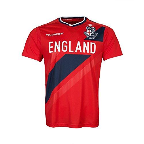 Polo Sport England Jersey T-shirt - Ralph England Lauren Polo