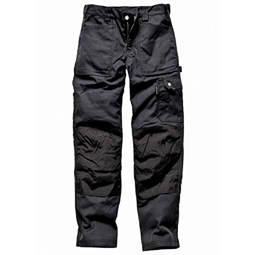 Dickies Womens Eisenhower Trousers - Black - UK 16 / US 12 / EU 44