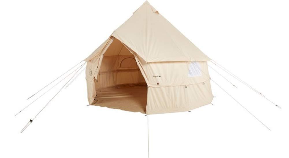 Nordisk Asgard 12.6 Tipi Zelt 4 5 6 Personen Gruppenzelt Campingzelt Familienzelt Pfadfinderzelt Baumwolle