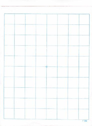 Graph Paper Art - 1