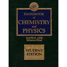 CRC Handbook of Chemistry and Physics: Special Student Edition, 77th Edition